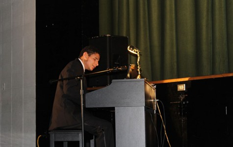 Students musicians take the solo spotlight at the annual showstoppers concert