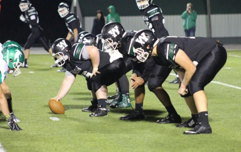 Football season wraps up in first round of district