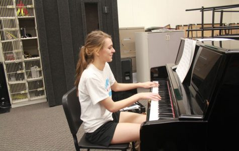 Multi-talented musician to pursue music-related career