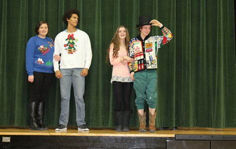 Annual holiday assembly to kick off winter break for thirteenth time with big giveaways