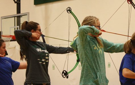 Archers take aim at state qualification