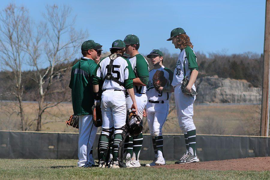 Baseball starts over with new coach, new restrictions