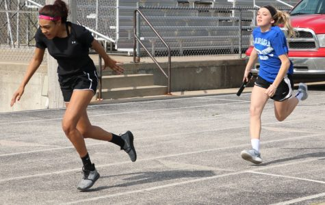 Athletes find their strengths through chosen track events