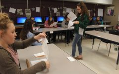 "English II recreates ""To Kill A Mockingbird"" trial"