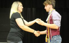 Seniors awarded for academic success