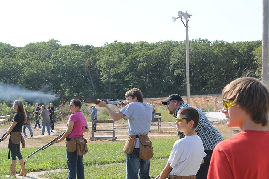 FFA trap shooters prepare for state shoot