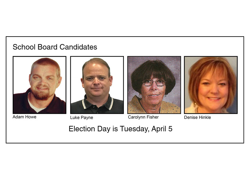 Four+candidates+run+for+two+positions+on+school+board