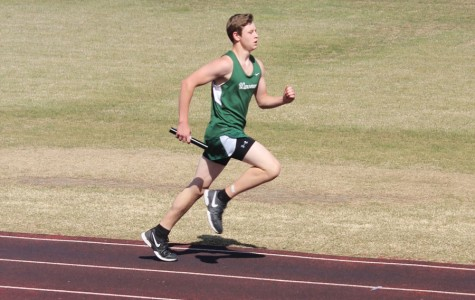 Track athletes set new school records
