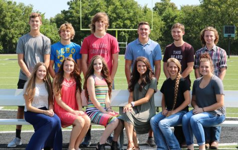 Homecoming candidates prepare for Sept. 2 coronation