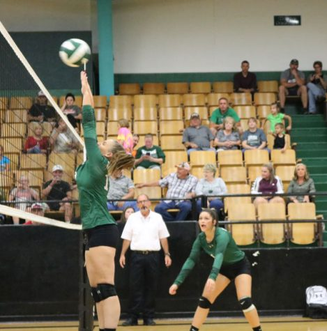 Volleyball team rises to the challenge