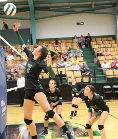 Volleyball team is 'All In' for the season