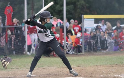 Softball team wins district, plays hard at sectionals