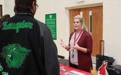 Students explore colleges at October college fair