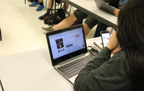 Students and staff enjoy finding weekend deals after Thanksgiving