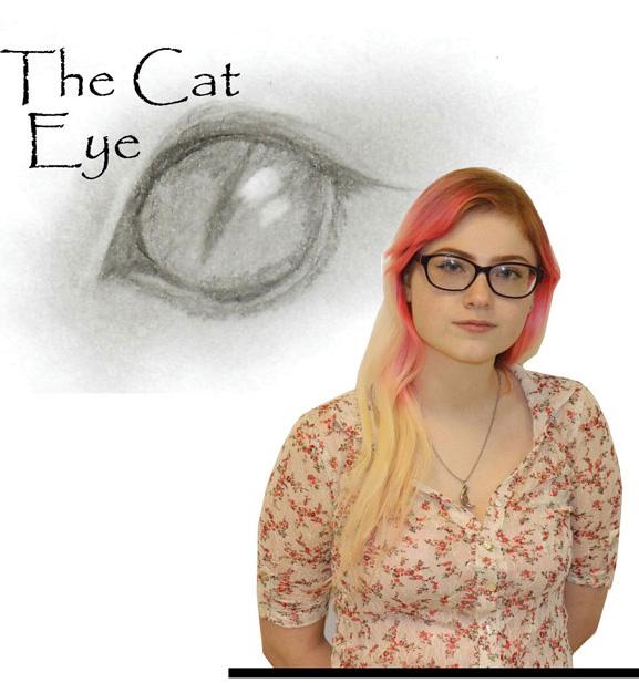 Columnist Eve Pritchard