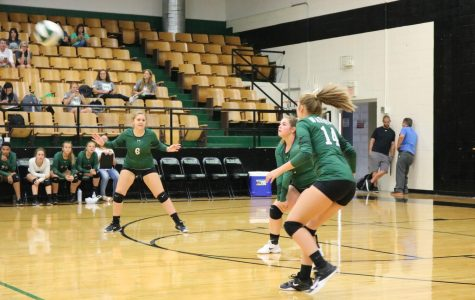 Club Volleyball helps the girls stay on top of the game