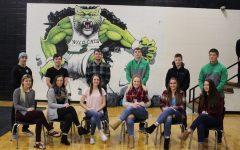 Courtwarming inspires school spirit