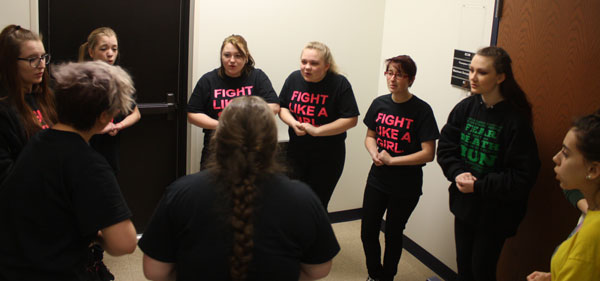 Big performances send speech team to state contest