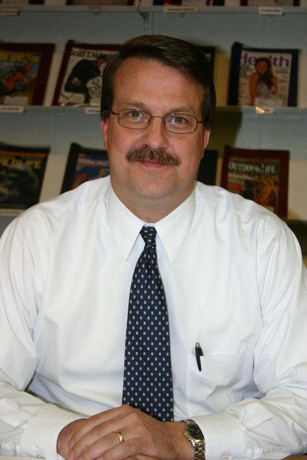 Board member Mike Mais