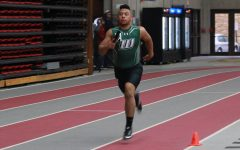 Track athletes consider different events based on experience, ability