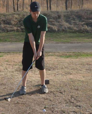 Golf team grows in size and finds succes in sport