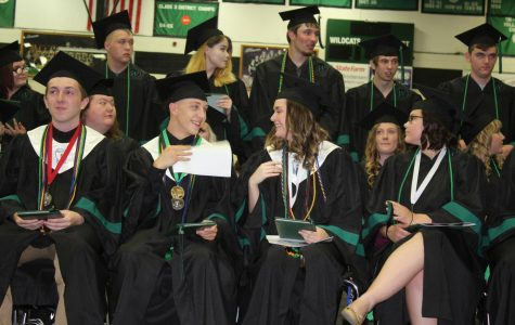 Graduates bid tearful goodbye in ceremony