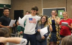 Cast starts rehearsal for November performance of Seussical