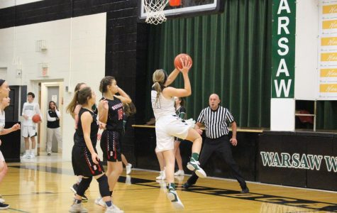 Girls basketball team works on fundamentals in second half of season