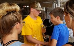 Warsaw FFA chapter stays active during summer months