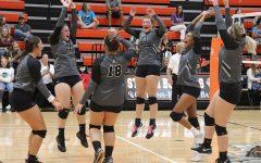 Volleyball team gets fresh start
