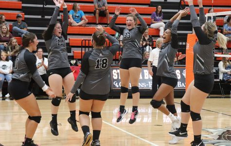 Volleyball team gets fresh start
