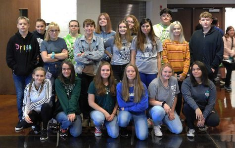 FCCLA members bond through fall conference, discuss bullying