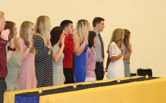 NHS honors academic achievement, leadership Group promotes service