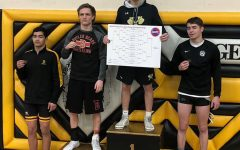 Three wrestlers qualify for state tournament