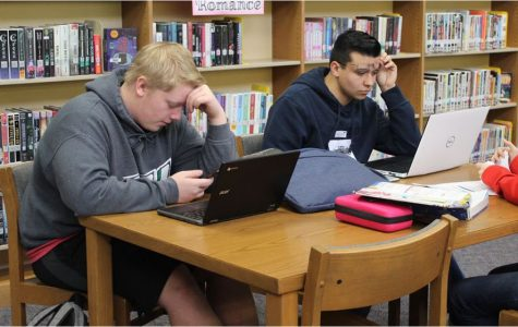 Students take advantage of free college credit