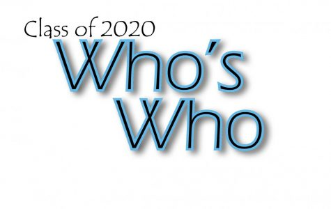 Class of 2020 Who's Who