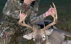 Student hunters find success in 2020 deer season