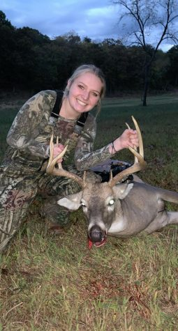 Student hunters find success in 2020 deer season