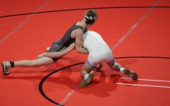Bagley has second state wrestling appearance