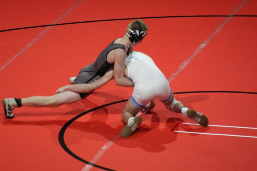Bagley+has+second+state+wrestling+appearance