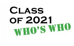 Class of 2021 Who's Who