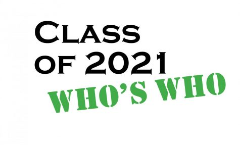 Class of 2021 Who